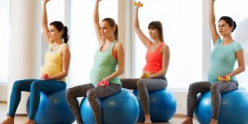 Pregnancy exercise heart rate